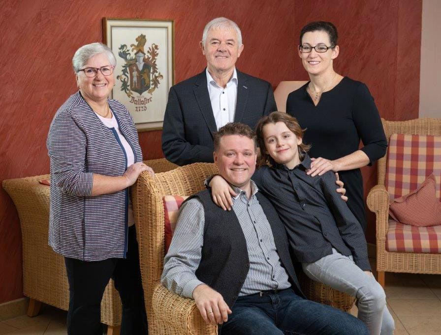 hotel vital vallaster garni bad füssing familie