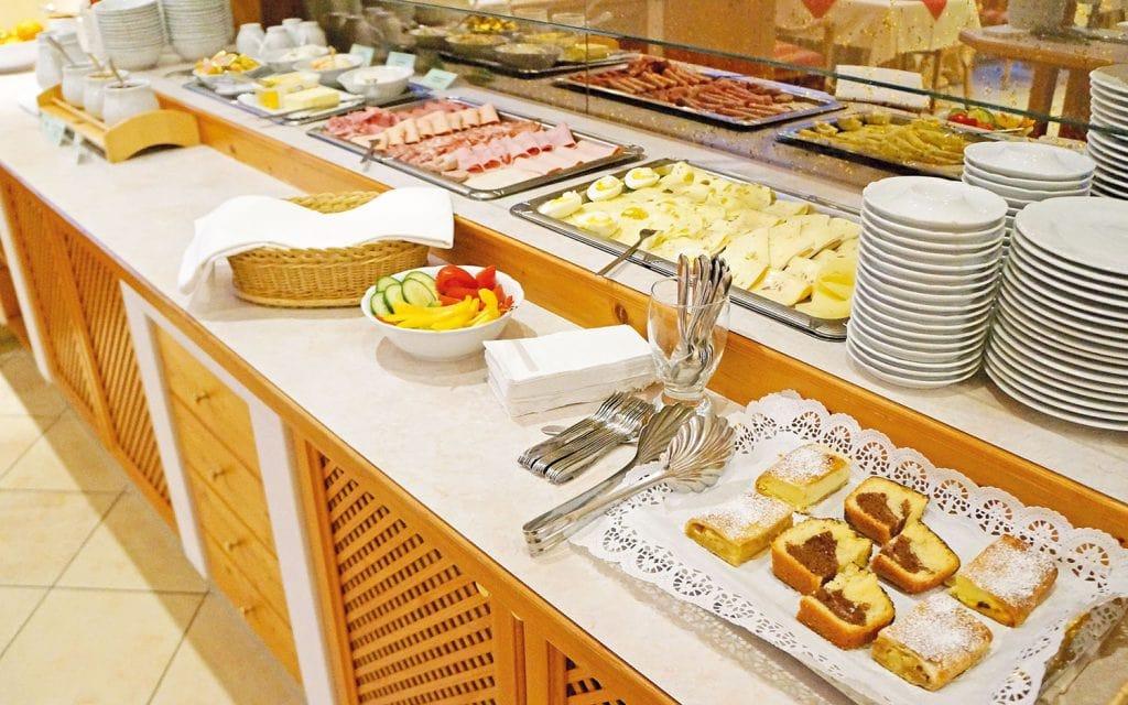 hotel vital vallaster garni bad füssing frühstück