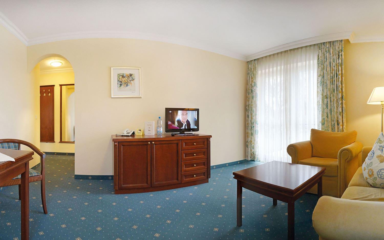 hotel vital vallaster garni bad füssing suite